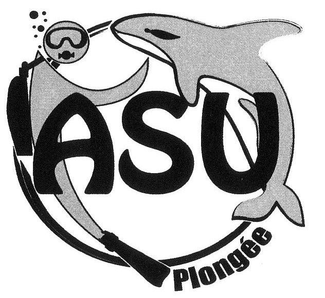Asu Plongée - Club de plongée Logo